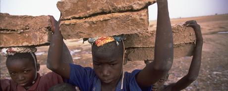 Kinderarbeit-Mali