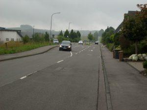 Schulweg Rheinstrasse
